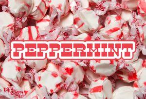 Bulk Taffy Kisses-Peppermint