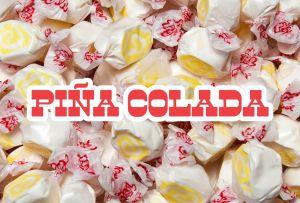 Bulk Taffy Kisses-Pina-Colada