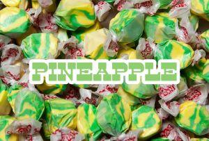 Bulk Taffy Kisses-Pineapple