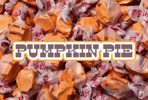 Bulk Taffy Kisses-Pumpkin Pie