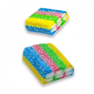 Bulk Gummy Rainbow Bricks