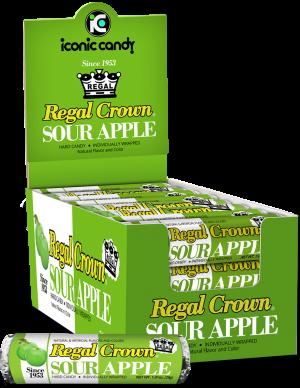 Regal Crown Sour Apple Rolls