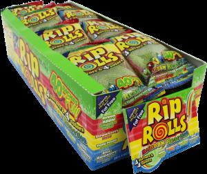 Rip Rolls Rainbow Reaction