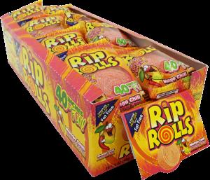 Rip Rolls Mango Chili