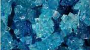Bulk Rock Candy on a String-Blue Raspberry