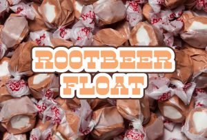 Bulk Taffy Kisses-Root Beer Float