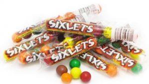 Bulk Sixlets Tube Wrapped