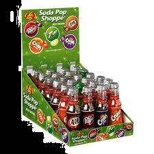 Soda Pop Shoppe Bottles