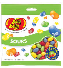 Jelly Belly-Sour Jelly Belly Bags
