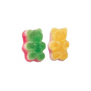 Bulk Gummy Sour Triple Bears