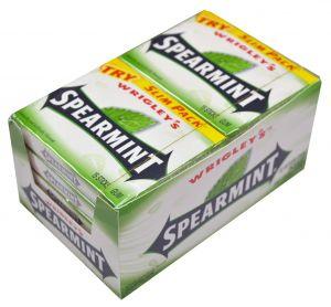 Spearmint Wrigley