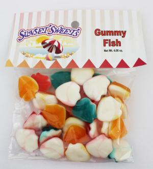 S.S. Hanging Bag-Gummy Fish