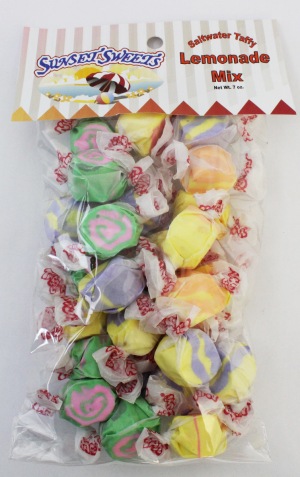 S.S. Sweets Taffy Bags-Lemonade Mix