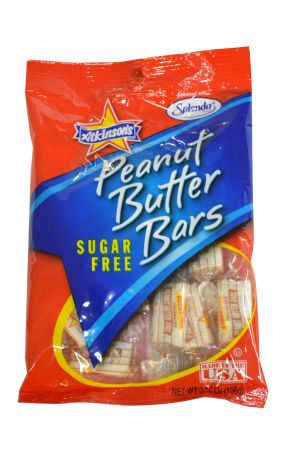S/F Peanut Butter Bars