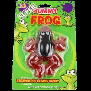 Super Gummy Frog