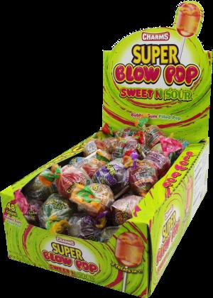 Super Sweet n Sour Pops