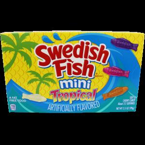 Swedish Fish Mini Tropical Theater Box