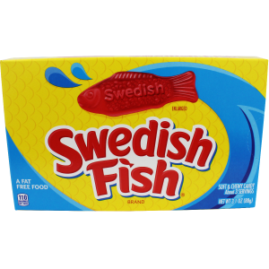 Swedish Fish Theater Box