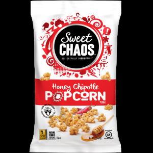 Sweet Chaos Honey Chipotle Popcorn