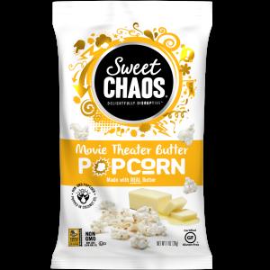 Sweet Chaos Butter Popcorn