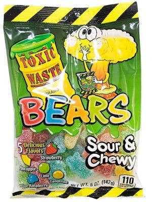 Toxic Waste Bears