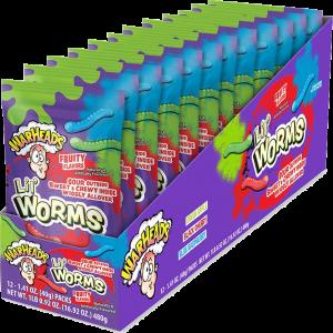 Warheads Lil' Worms