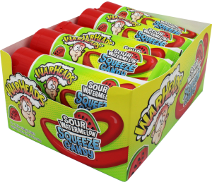Warheads Sour Watermelon Squeeze