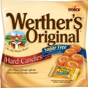 Werthers -Sugar Free