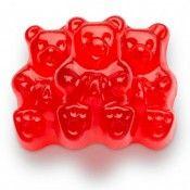 Bulk Gummy Bears-Cherry