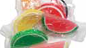 Bulk Wrapped Fruit Slices