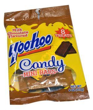Yoohoo Mini Bars Peg Bags